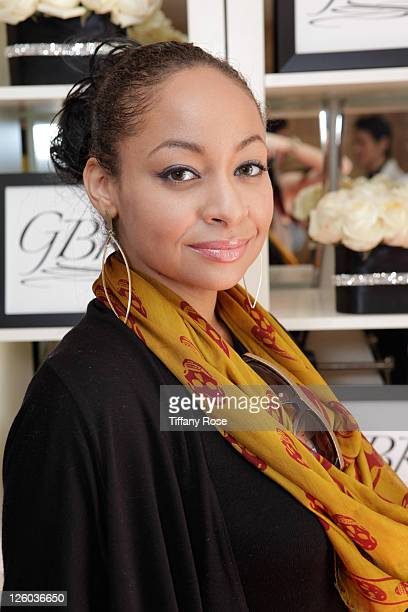 Actress Raven Symone attends the GBK Golden Globes Gift Lounge at The London Hotel on January 14 2011 in West Hollywood California