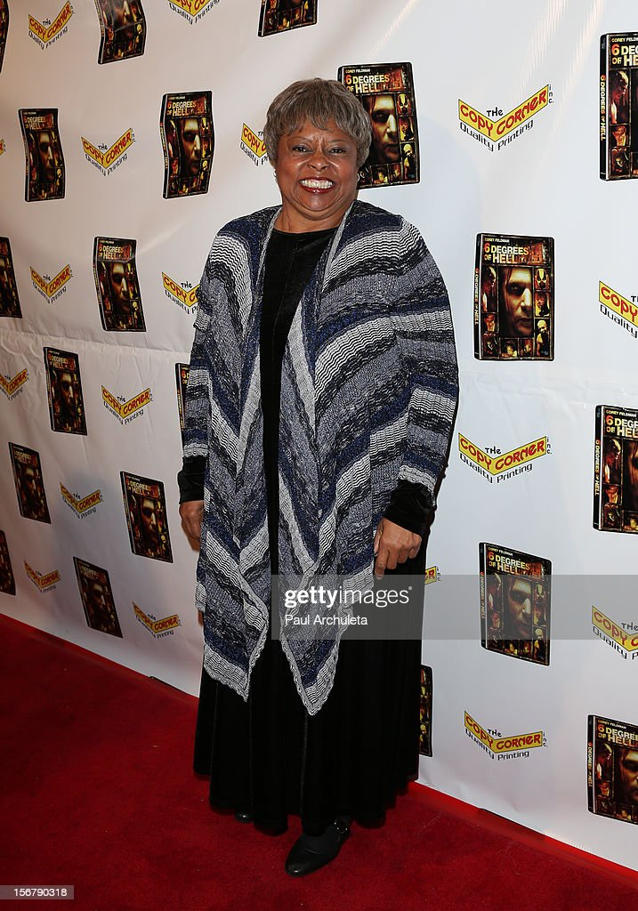 Actress Reatha Grey attends the Premiere of '6 Degrees Of Hell' at Laemmle's Music Hall 3 on November 20, 2012 in Beverly Hills, California.