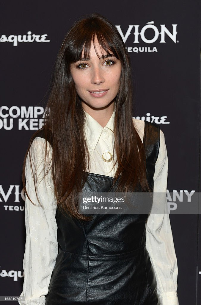 Actress Rebecca Dayan attends 'The Company You Keep' New York Premiere at MOMA on April 1, 2013 in New York City.