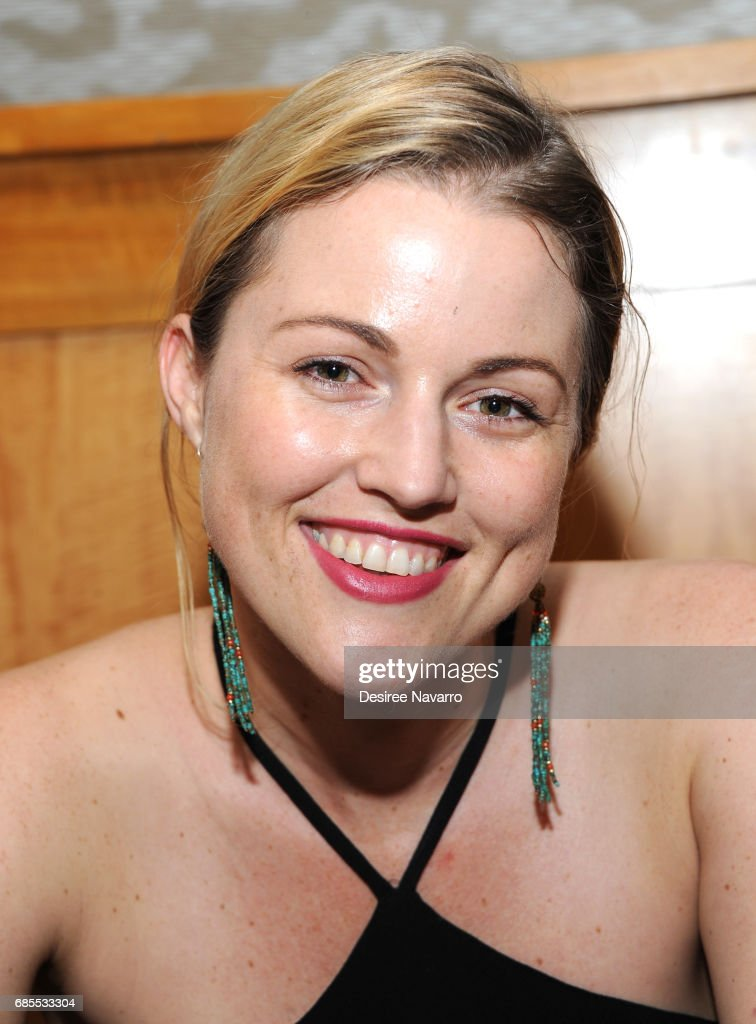 Actress Rebecca Faulkenberry attends 'Groundhog Day The Musical' signing and performance event at Barnes & Noble, 86th & Lexington on May 19, 2017 in New York City.