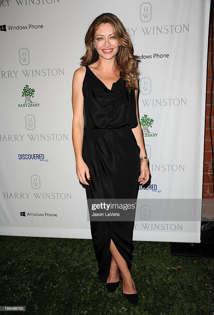 Actress Rebecca Gayheart attends the 1st annual Baby2Baby gala at Book Bindery on November 3, 2012 in Culver City, California.