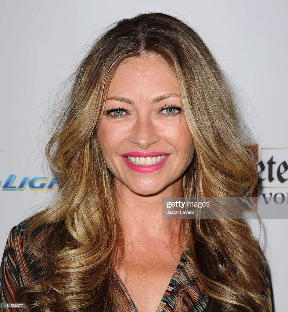 Actress <a gi-track='captionPersonalityLinkClicked' href=/galleries/search?phrase=Rebecca+Gayheart&family=editorial&specificpeople=204784 ng-click='$event.stopPropagation()'>Rebecca Gayheart</a> attends the 25th annual GLAAD Media Awards at The Beverly Hilton Hotel on April 12, 2014 in Beverly Hills, California.