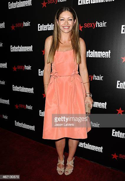 Actress Rebecca Gayheart attends the Entertainment Weekly celebration honoring nominees for the Screen Actors Guild Awards at Chateau Marmont on...
