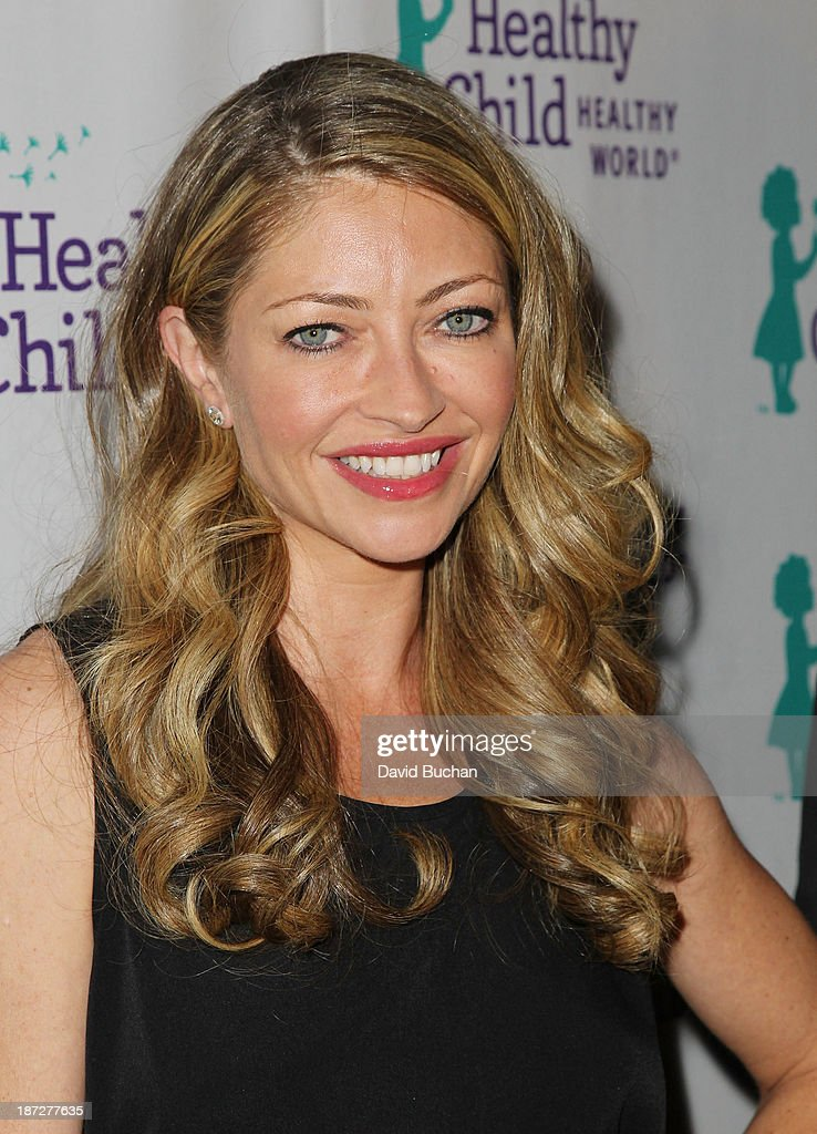 Actress <a gi-track='captionPersonalityLinkClicked' href=/galleries/search?phrase=Rebecca+Gayheart&family=editorial&specificpeople=204784 ng-click='$event.stopPropagation()'>Rebecca Gayheart</a> attends the Mom On A Mission's 5th Annual Awards & Gala on November 6, 2013 in Pacific Palisades, California.