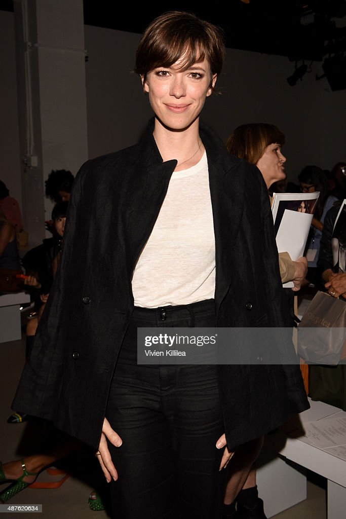 Tome - Front Row - Spring 2016 New York Fashion Week: The Shows