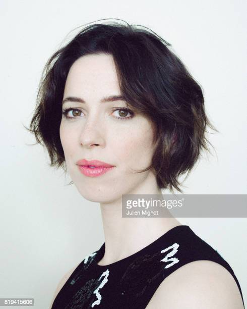 Actress Rebecca Hall is photographed for Grazia Magazine on May 15 2016 in Cannes France