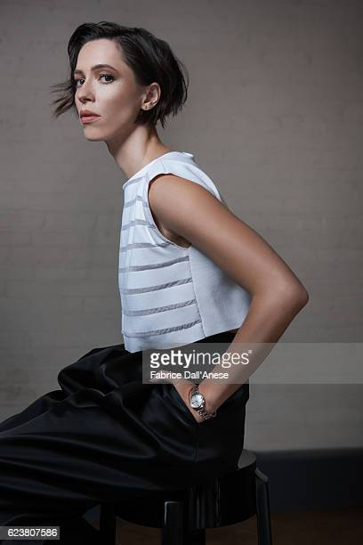 Actress Rebecca Hall is photographed for MovieMaker Magazine on September 10 2016 in Toronto Canada