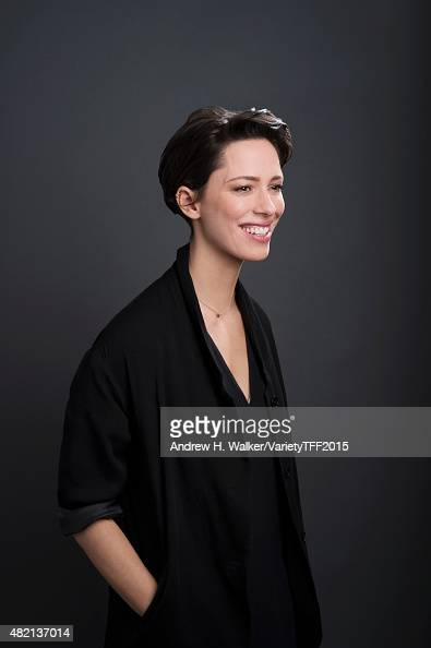 Actress Rebecca Hall is photographed for Variety at the Tribeca Film Festival on April 18 2015 in New York City CREDIT MUST READ Andrew H...