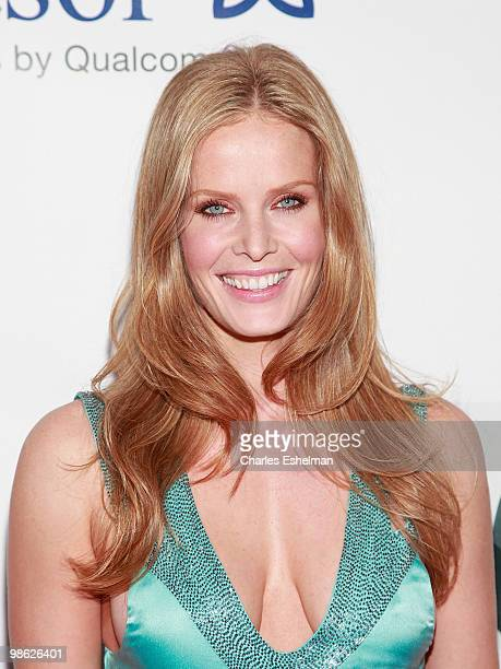 Actress Rebecca Mader attends the 45th Annual National Magazine Awards at Alice Tully Hall Lincoln Center on April 22 2010 in New York City
