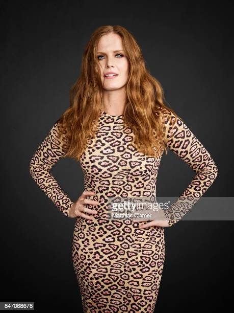 Actress Rebecca Mader from 'Once Upon a Time' is photographed for Entertainment Weekly Magazine on July 23 2016 at Comic Con in the Hard Rock Hotel...
