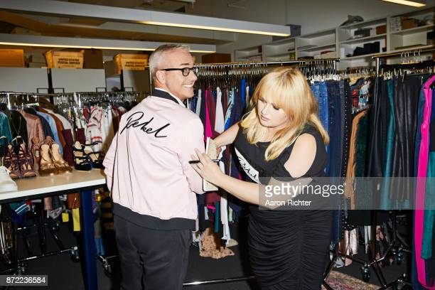 Actress Rebel Wilson is photographed for People Style Watch Magazine on July 3 2017 at the People Style Watch offices in New York City ON EMBARGO...