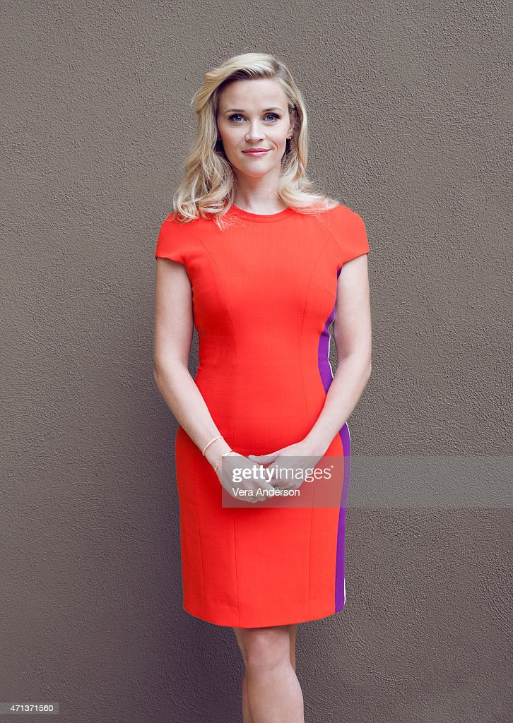 Reece Witherspoon, Portrait Call, April 25, 2015
