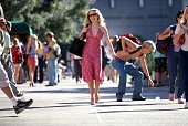 Actress Reese Witherspoon acts in a scene from MetroGoldwyn Mayer Pictures'' comedy 'Legally Blonde'