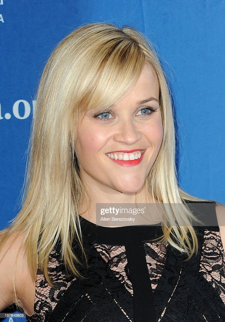 Actress Reese Witherspoon arrives at the Chrildren's Defense Fund of California 22nd Annual Beat The Odds Awards at Beverly Hills Hotel on December 6, 2012 in Beverly Hills, California.