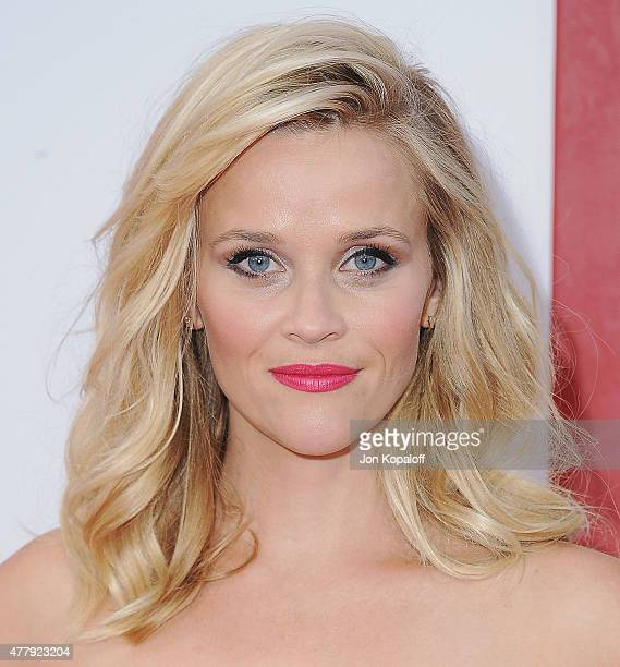 Actress Reese Witherspoon arrives at the Los Angeles Premiere 'Hot Pursuit' at TCL Chinese Theatre IMAX on April 30 2015 in Hollywood California