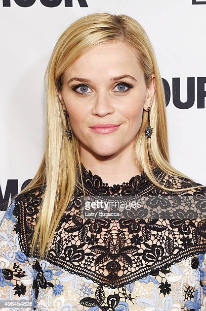 Actress Reese Witherspoon attends 2015 Glamour Women Of The Year Awards at Carnegie Hall on November 9 2015 in New York City