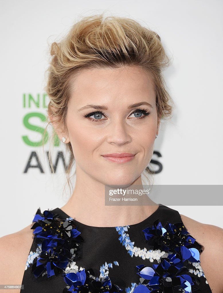 Actress Reese Witherspoon attends the 2014 Film Independent Spirit Awards at Santa Monica Beach on March 1, 2014 in Santa Monica, California.