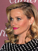 Actress Reese Witherspoon attends the 26th Annual Palm Springs International Film Festival Awards Gala at the Palm Springs Convention Center on...