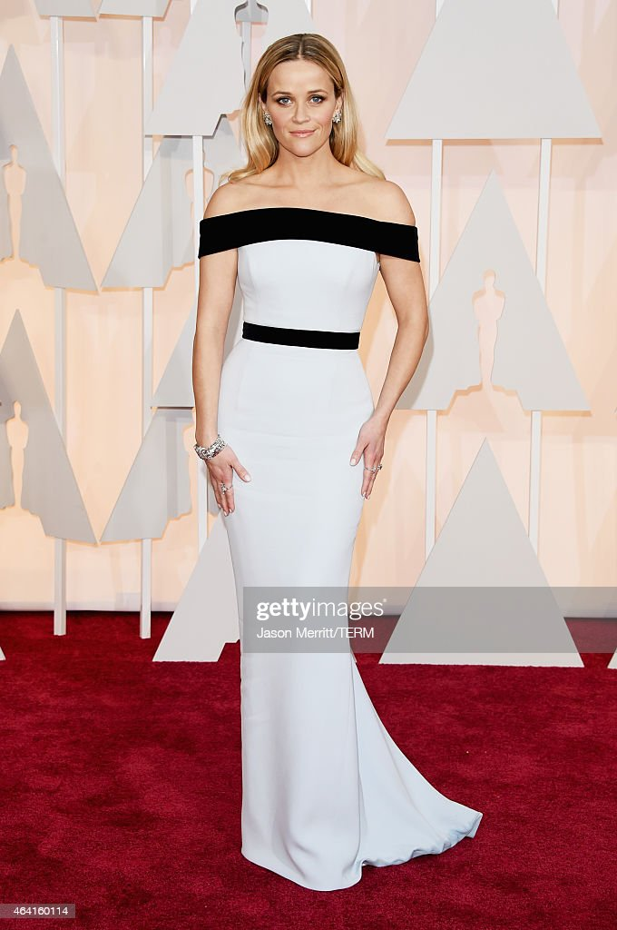 Actress <a gi-track='captionPersonalityLinkClicked' href=/galleries/search?phrase=Reese+Witherspoon&family=editorial&specificpeople=201577 ng-click='$event.stopPropagation()'>Reese Witherspoon</a> attends the 87th Annual Academy Awards at Hollywood & Highland Center on February 22, 2015 in Hollywood, California.