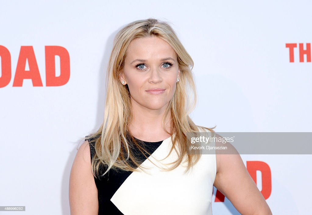 Actress Reese Witherspoon attends The Broad museum's inaugural celebration September 18, 2015, in Los Angeles, California.