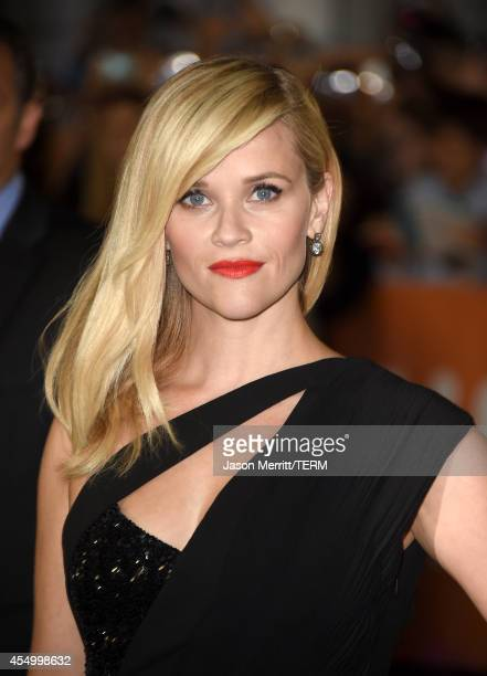 Actress Reese Witherspoon attends the 'Wild' premiere during the 2014 Toronto International Film Festival at Roy Thomson Hall on September 8 2014 in...