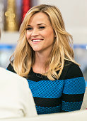Actress Reese Witherspoon is seen during the 'Good Morning America' taping at the ABC Times Square Studios on December 3 2014 in New York City