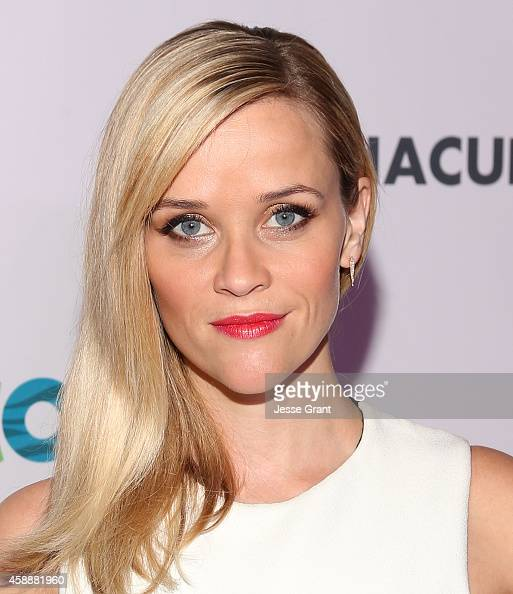 Actress Reese Witherspoon opens the Los Cabos International Film Festival with the Latin American premiere of 'WILD' on November 12 2014 in Cabo San...