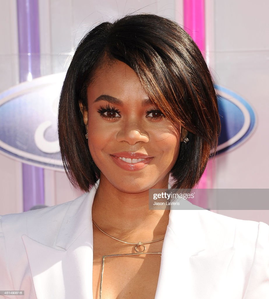 Actress Regina Hall attends the 2014 BET Awards at Nokia Plaza L.A. LIVE on June 29, 2014 in Los Angeles, California.