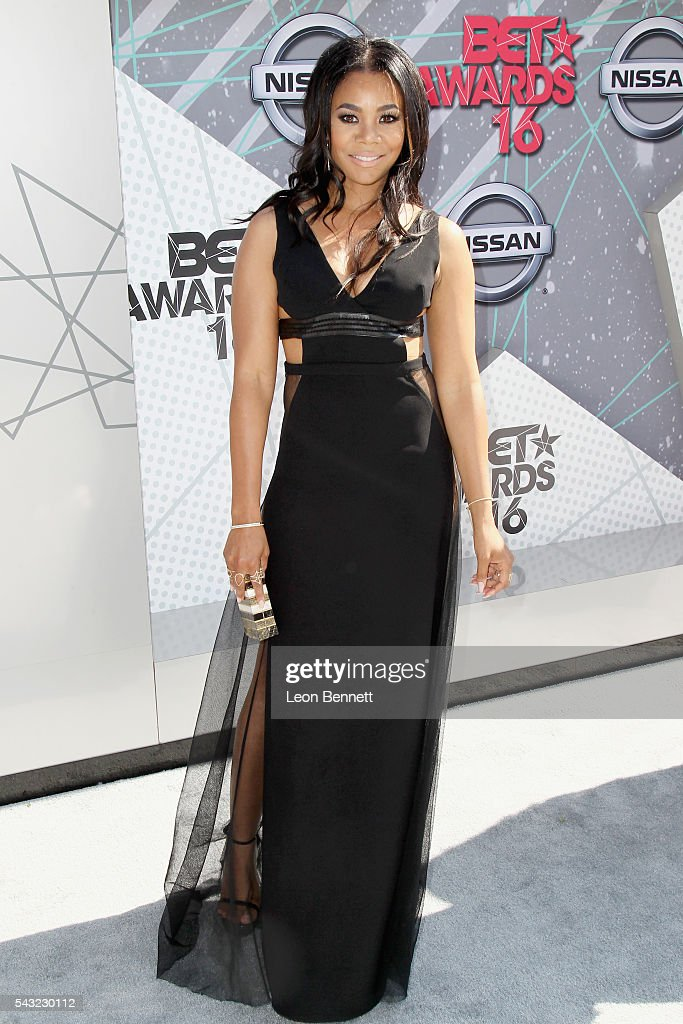 Actress <a gi-track='captionPersonalityLinkClicked' href=/galleries/search?phrase=Regina+Hall&family=editorial&specificpeople=4509171 ng-click='$event.stopPropagation()'>Regina Hall</a> attends the Make A Wish VIP Experience at the 2016 BET Awards on June 26, 2016 in Los Angeles, California.