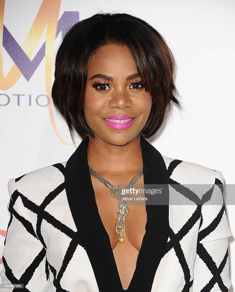 Actress <a gi-track='captionPersonalityLinkClicked' href=/galleries/search?phrase=Regina+Hall&family=editorial&specificpeople=4509171 ng-click='$event.stopPropagation()'>Regina Hall</a> attends the premiere of 'Think Like A Man Too' at TCL Chinese Theatre on June 9, 2014 in Hollywood, California.