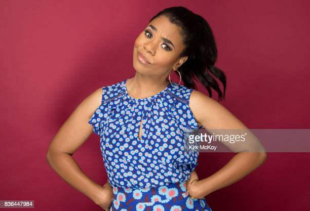 Actress Regina Hall is photographed for Los Angeles Times on June 21 2017 in Los Angeles California PUBLISHED IMAGE CREDIT MUST READ Kirk McKoy/Los...