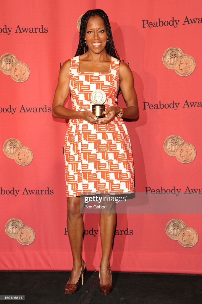 Actress Regina King attends 72nd Annual George Foster Peabody Awards at The Waldorf=Astoria on May 20, 2013 in New York City.