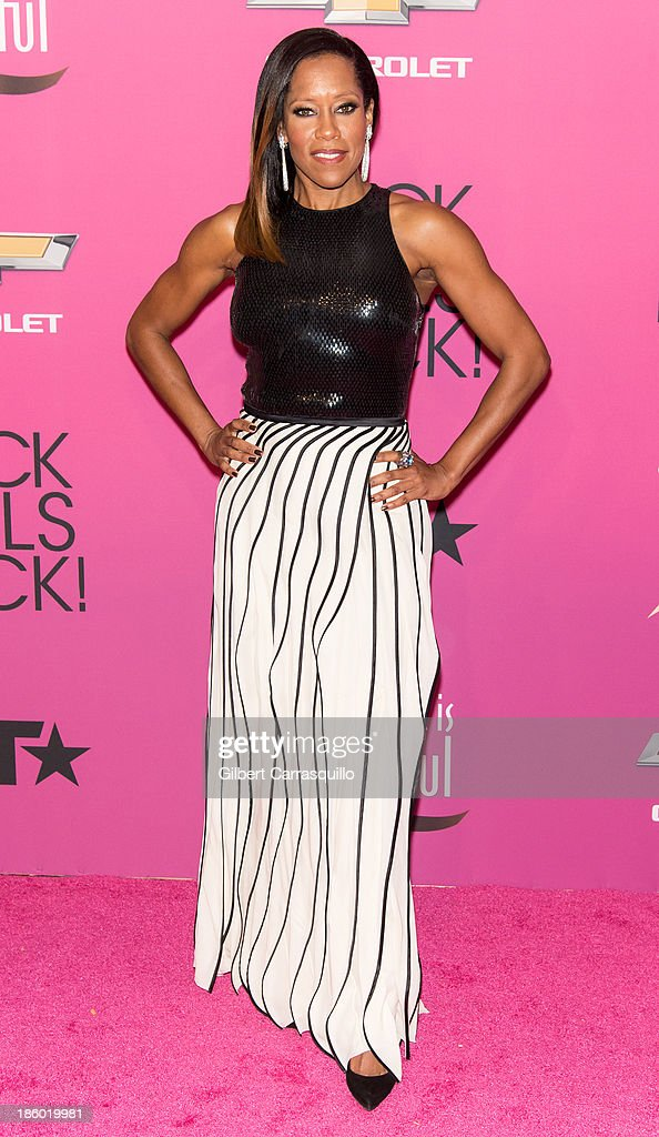 Actress Regina King attends Black Girls Rock! 2013 at New Jersey Performing Arts Center on October 26, 2013 in Newark, New Jersey.