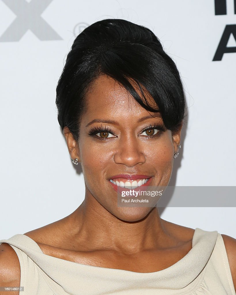 Actress Regina King attends the 44th NAACP Image Awards nominee's luncheon on January 26, 2013 in Beverly Hills, California.