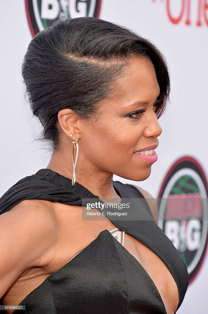 Actress Regina King attends the 45th NAACP Image Awards presented by TV One at Pasadena Civic Auditorium on February 22, 2014 in Pasadena, California.