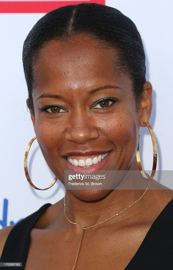 Actress Regina King attends the First Annual Children Mending Hearts Style Sunday on June 9, 2013 in Beverly Hills, California.