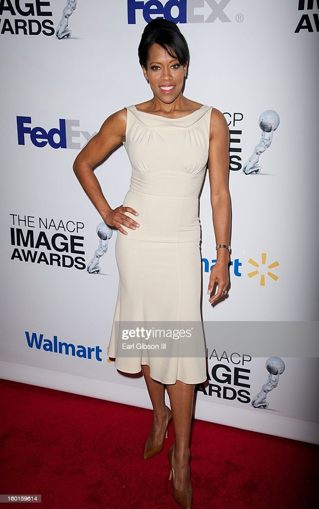 Actress Regina King attends the NAACP Image Awards Nominee's Luncheon at Montage Beverly Hills on January 26, 2013 in Beverly Hills, California.