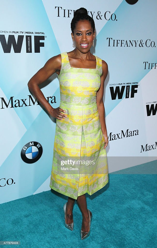 Actress <a gi-track='captionPersonalityLinkClicked' href=/galleries/search?phrase=Regina+King&family=editorial&specificpeople=202510 ng-click='$event.stopPropagation()'>Regina King</a> attends the Women In Film 2015 Crystal + Lucy Awards at the Hyatt Regency Century Plaza on June 16, 2015 in Century City, California.