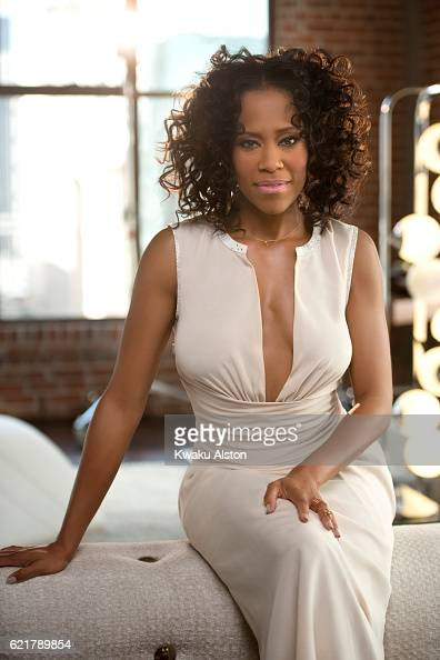 Actress Regina King is photographed for Essence Magazine on December 17 2014 in Los Angeles California