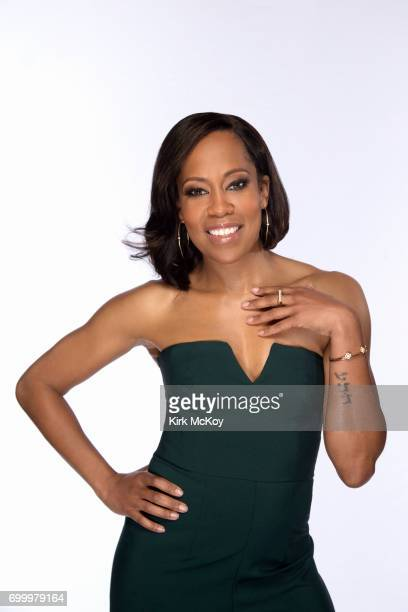 Actress Regina King is photographed for Los Angeles Times on April 28 2017 in Los Angeles California PUBLISHED IMAGE CREDIT MUST READ Kirk McKoy/Los...