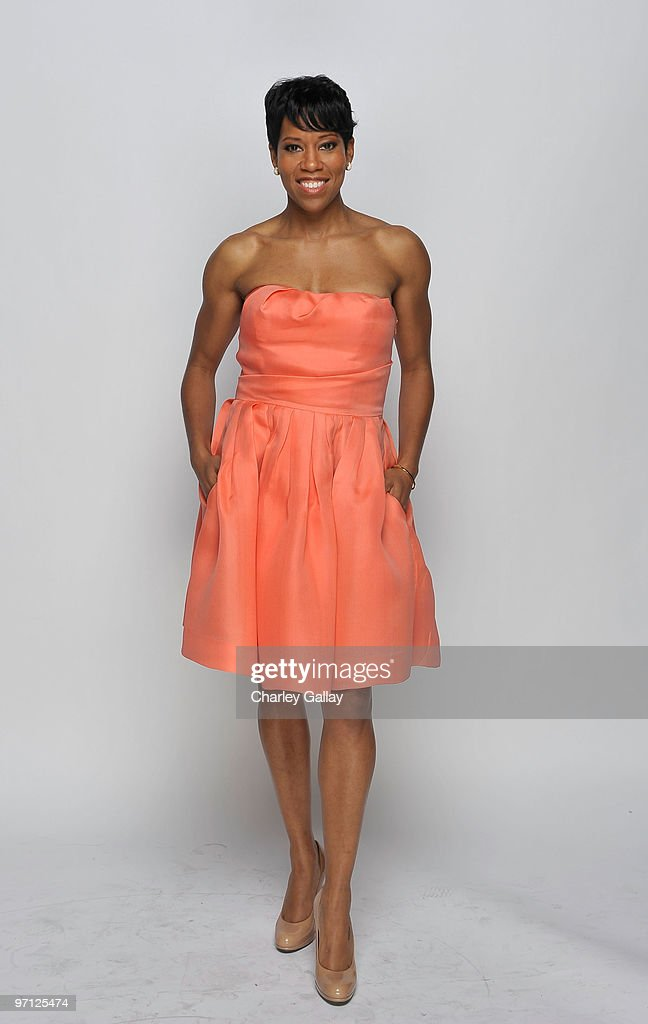 Actress <a gi-track='captionPersonalityLinkClicked' href=/galleries/search?phrase=Regina+King&family=editorial&specificpeople=202510 ng-click='$event.stopPropagation()'>Regina King</a> poses for a portrait during the 41st NAACP Image awards held at The Shrine Auditorium on February 26, 2010 in Los Angeles, California.