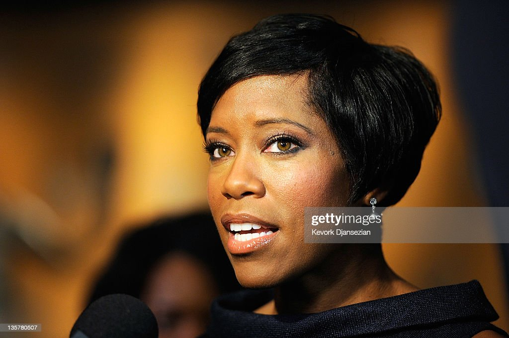 Actress Regina King speaks at the 18th Annual Screen Actors Guild ...
