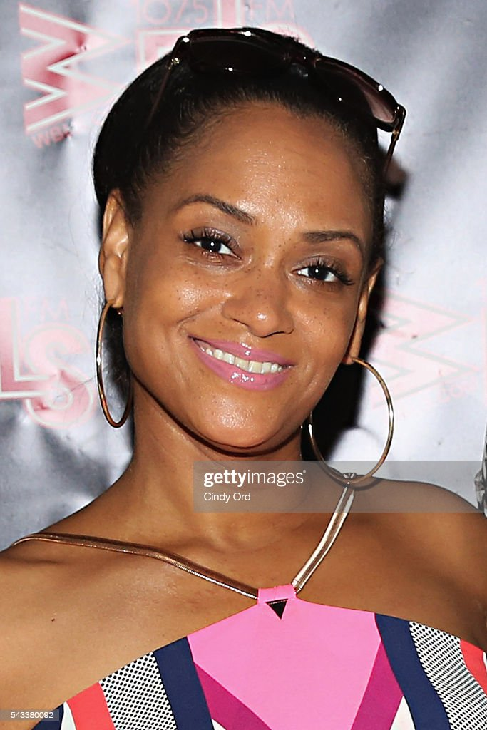 Actress <a gi-track='captionPersonalityLinkClicked' href=/galleries/search?phrase=Rema+Webb&family=editorial&specificpeople=6241067 ng-click='$event.stopPropagation()'>Rema Webb</a> attends as WBLS 107.5 and 1190 WLIB celebrate Black Music Month with Broadway's 'The Color Purple' on June 27, 2016 in New York City.