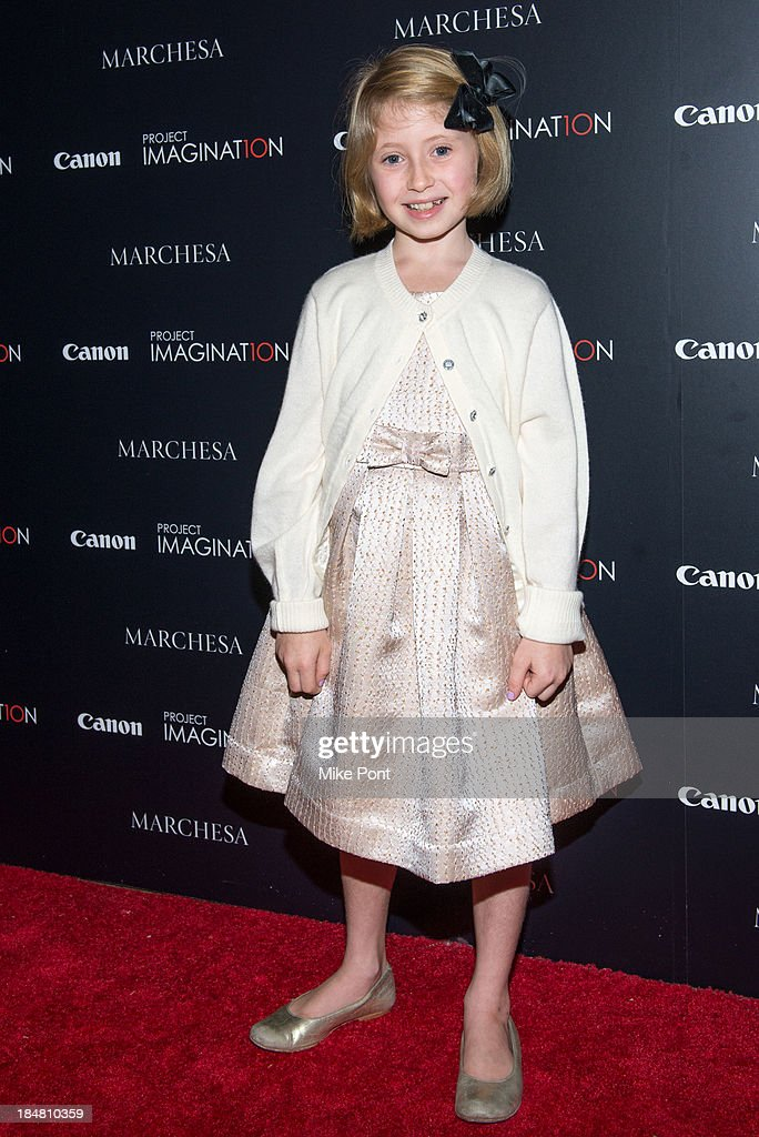 Actress Remy Bond attends the 'A Dream Of Flying' Project Imaginat10n special screening at Crosby Street Hotel on October 16, 2013 in New York City.