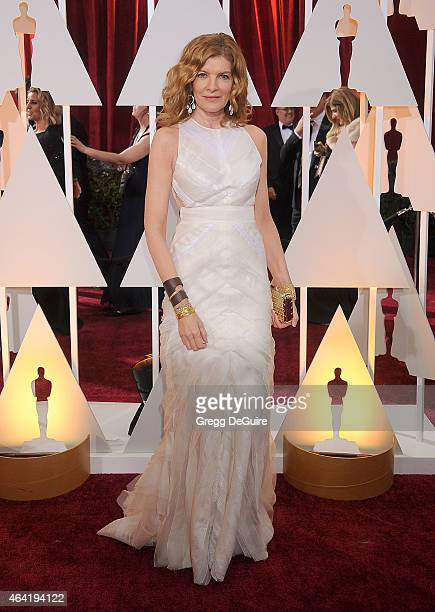 Actress Rene Russo arrives at the 87th Annual Academy Awards at Hollywood Highland Center on February 22 2015 in Hollywood California