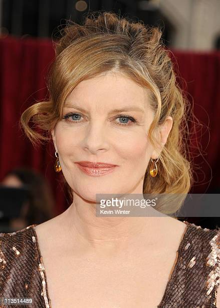 Actress Rene Russo arrives at the premiere of Paramount Pictures' and Marvel's 'Thor' held at the El Capitan Theatre on May 2 2011 in Los Angeles...