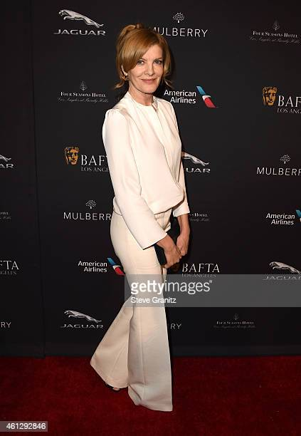 Actress Rene Russo attends the 2015 BAFTA Tea Party at The Four Seasons Hotel on January 10 2015 in Beverly Hills California