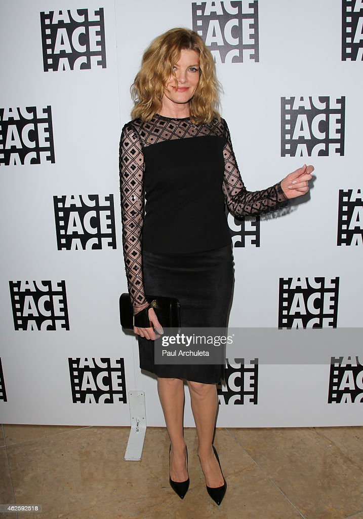 Actress Rene Russo attends the 65th annual ACE Eddie Awards at The Beverly Hilton Hotel on January 30, 2015 in Beverly Hills, California.