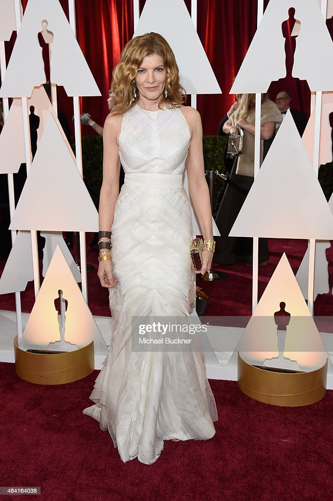 Actress Rene Russo attends the 87th Annual Academy Awards at Hollywood & Highland Center on February 22, 2015 in Hollywood, California.