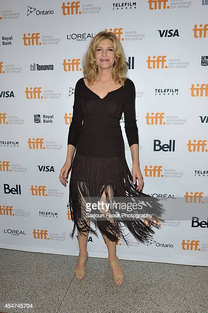 Actress Rene Russo attends the 'Nightcrawler' premiere during the 2014 Toronto International Film Festival at The Elgin on September 5 2014 in...